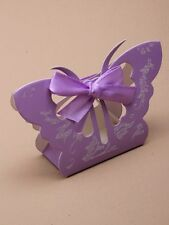 Wedding Table Favour Gift/ party Boxes - colours & styles -  Samples x 1