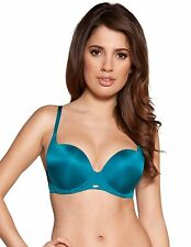 Gossard EgoBoost Underwired Padded Plunge Push Up Bra 6281 RRP £34 Lingerie