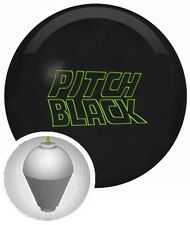 Storm Pitch Black Bowling Ball New 15 LB Excellent For Dry Lanes!