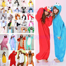 New Pyjamas Anime Onesie Unisex Adult Pajamas Kigurumi Cosplay Costume Sleepsuit