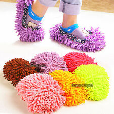 1pcs Lazy Dusting Cleaning Foot Cleaner Mop Shoe Slipper Floor Polishing Cover