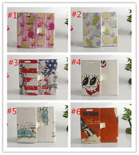 Flower Magnetic wallet PU Leather stand cover case for LG L30 #3