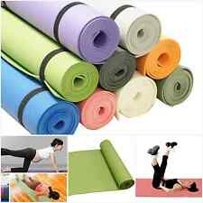 1x Pink Blue Outdoor Indoor Yoga Meditation Fitness Exercise Nap Nonslip Mat Pad