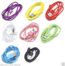 Lot 1/2/3M 3/6/10FT USB Data Sync Charger Cable for iPhone 5 5S 5C iPod Touch 5