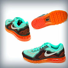 Mens Nike Air Max 2014 Hyper Jade/Hyper Crimson/Black/Reflect Silver 621077-302
