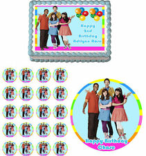 FRESH BEAT BAND Edible Birthday Cake Topper Cupcake Image Party Decoration