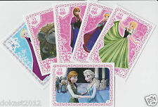 TOPPS DISNEY FROZEN TRADING CARDS BASE CARDS 61- 96 **BUY 1 GET 4 FREE**