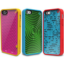 For iPhone 5S 5 Original PureGear Amazing Groovy Undecided Retro Game Case Cover