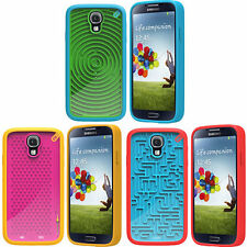 For Samsung Galaxy S4 SIV S IV PureGear Amazing Groovy Undecided Retro Game Case