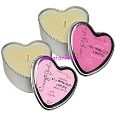 Crazy Girl Wanna Be Wild Pheromone Soy Massage Candles Phermones For Women