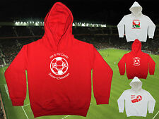 CHELTENHAM TOWN Football Baby/Kids Hoodie/Hoody-Boy/Girl-Personalise Name&Number