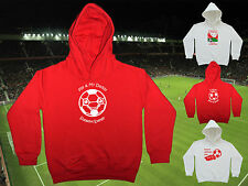 EXETER CITY Football Baby/Kid's Hoodie/Hoody-Boys/Girls-Personalised Name&Number
