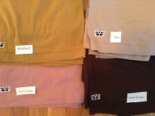 SALE ! BE PRESENT YOGA PANT lounge S MD L XL  tan BROWN  rose bamboo.