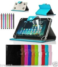 "Flap Leather Case Cover+Gift For 7"" Prestigio Multipad WIZE 3037 3038 Tablet TY8"