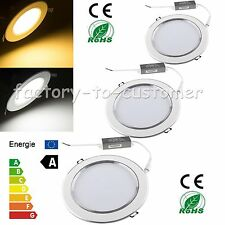 12W Cree / Epistar LED Recessed Ceiling Panel Down Light Bulb Lamp