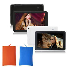 """9""""inch Google Android 4.4 Tablet PC Dual Core Cam 8GB WIFI Bluetooth HDMI W/Bag"""