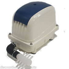 Jebao PA Series Koi Fish Pond Eco Air Pump - Low Noise Aerator 65/80/100 Litres