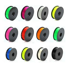 New 3D-Printer Filament 1kg ABS 1.75mm (5 Colors) Repraper Reprap US Stock
