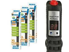 NEW Superfish XL Digital Heater WHOLE RANGE Tropical Fish Tank Heater Marine ...