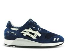 Asics H438L.5807 GEL LYTE III ESTATE BLUE/GLOW IN THE DARK *New* MSRP $110