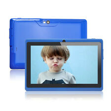 """Quad Core 8GB 7"""" Tablet PC A33 Google Android4.4 Capacitive WiFi 1.6GHz Dual Cam"""