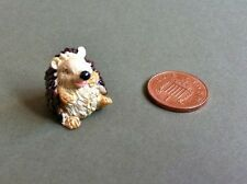 Hedgehog Choose Henry, Dylan, Sidney or George. Dolls House Miniature pets