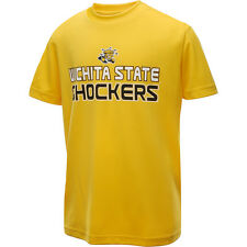 Colosseum Youth Wichita State Shockers Safety Poly Short-Sleeve T-Shirt