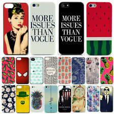 New Various Idols Painted Hard Back Skin Case Cover for Apple IPhone5/ 6 /6 PLUS