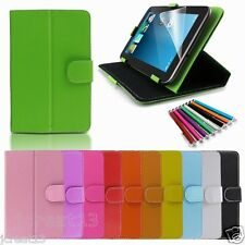"Magic Leather Case+Gift For 7"" Prontotec Q8 Q9 G-Tab Nepro 70D A23 A8 Tablet TY2"