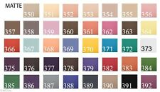 INGLOT - FREEDOM SYSTEM EYE SHADOW MATTE PART TWO 350 - 392