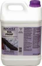 Nikwax Rug Proof / Waterproofing For All Horse Rugs 1 Litre / 5Litre / 25 Litre