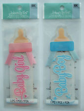 U Choose! ~BABY GIRL or BOY BOTTLE~ Jolee's By You Boutique Dimensional Stickers