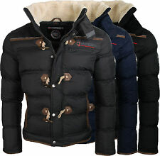 Geographical Norway Amaury Herren Winterjacke Jacke Steppjacke Winter NEU