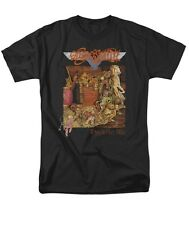 Aerosmith Rock Band Toys In The Attic Licensed Tee Shirt Adult Sizes S-3XL