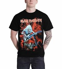 Iron Maiden Eddie Bass Killers maiden england 2014 Official New tour T Shirt
