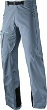 Amer Sports Winter and Outdoor Company L36290800 Minim Softshell TOP PantBleu