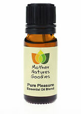 Pure Pleasure ESSENTIAL OIL BLEND 100% Pure Therapeutic Aromatherapy Synergy