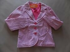 NWT Girl's Gymboree Spring Dressy Collection pink suit jacket coat 5 6 7 8 10 12