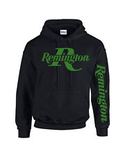 Remington Hoodie Pro Gun Hooded Sweater Brand Sweater 2nd amendment Free decal 3