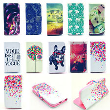 Flip Card Wallet Leather Case Cover Pouch Protector Stand For Motorola Moto G