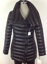 Calvin Klein New WT Women's BLACK Lightweight Packable Down Jacket,