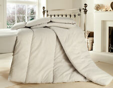 Silentnight Duvet 13.5 Tog or 15 Tog Single/Double/King Luxury Deep Sleep Duvet