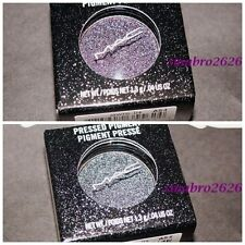 MAC Heirloom Mix Enchantment / Victorian Plum Pressed Pigment 2014 Holiday
