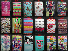 Wallet Flip Leather + Rubber Cell Phone New Skin Case Cover For Nokia Lumia 520
