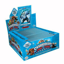 Skylanders Trap Team Topps Trading Cards 127 - 156 foil, heat&reveal,colourmeins