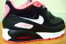 TODDLER BABY GIRLS NIKE AIR MAX 90 TD TRAINERS UK SIZE 4.5 - 9.5     ( 0 6 4 )