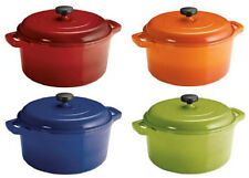 Tramontina 6.5 Qt Enameled Round Cast Iron Dutch Oven, Pick Your Color, NEW!!
