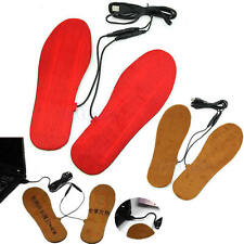 Hot Selling USB Insoles Electric Heated Men/Women For Shoes Boots Keep Feet Warm