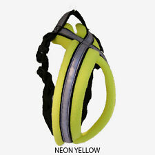 High Visibility Reflective Fleece Dog Harness by CosyDogs, 11 Colours 7 sizes