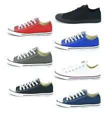 CONVERSE CT LEAN OX - ALL SIZES - VARIOUS COLOURS - BRAND NEW - 100% AUTHENTIC